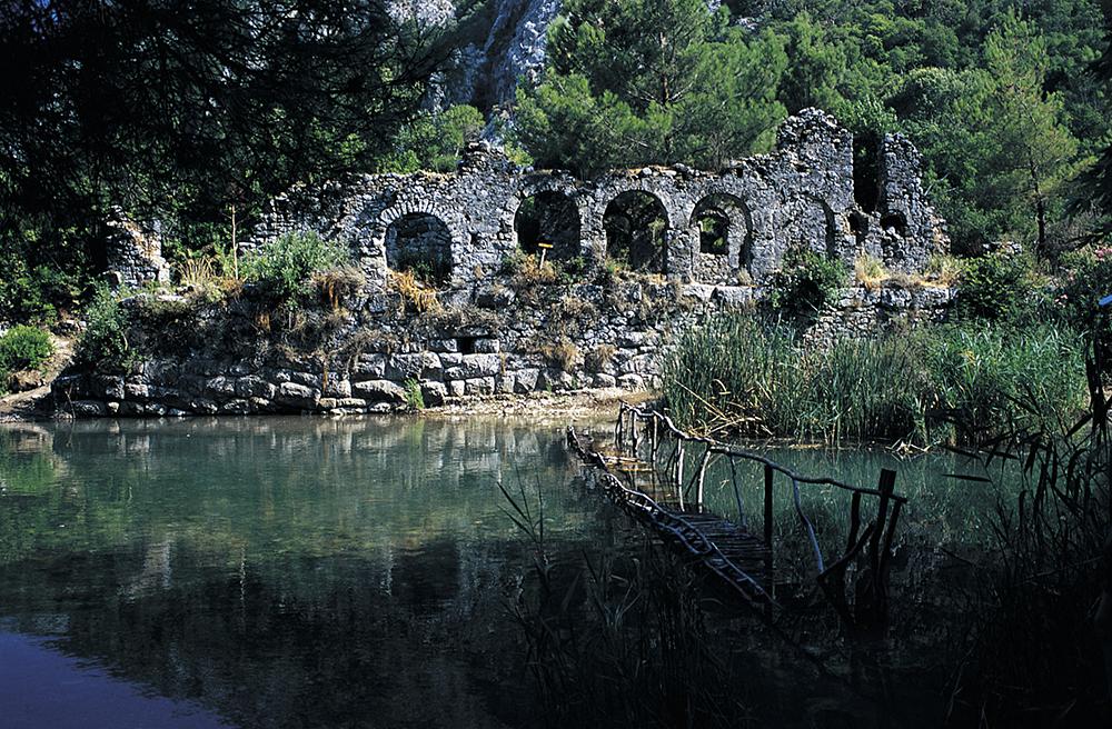Biking on the Lycian Coast