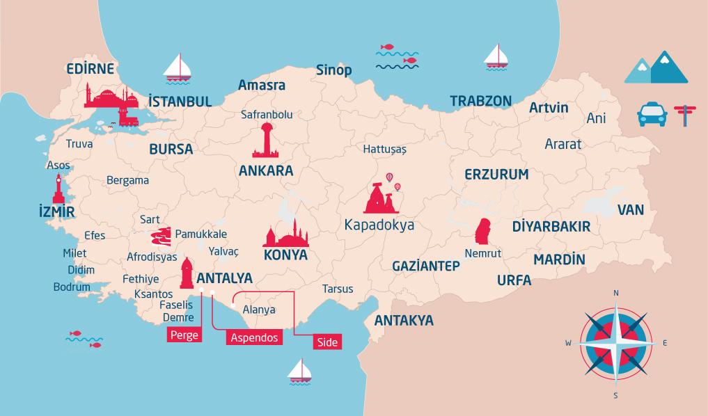 Efes Thales Tour