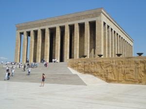 Ankara-Mausoleum