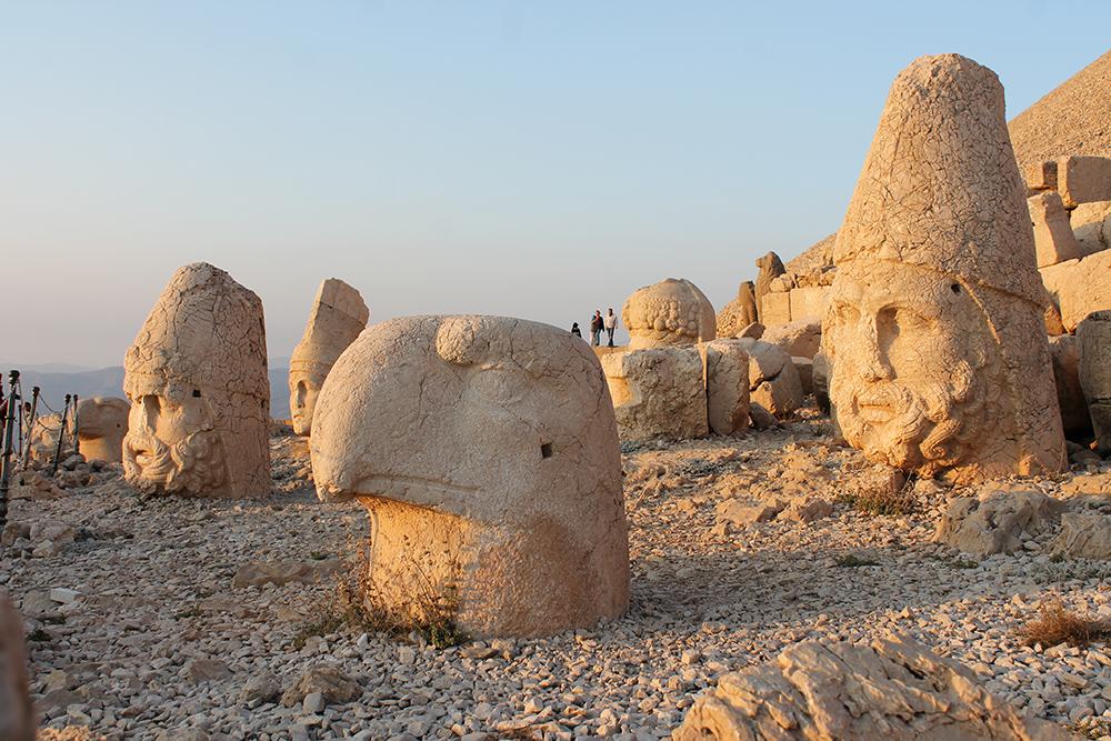 Geschichtsträchtige Orte in der Südosttürkei